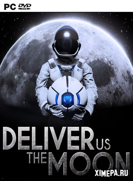 постер игры Deliver Us The Moon