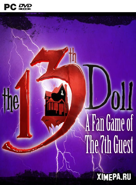 постер игры The 13th Doll: A Fan Game of The 7th Guest