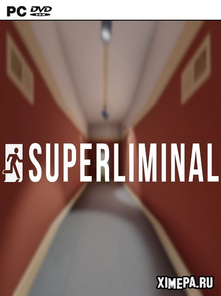 постер игры Superliminal