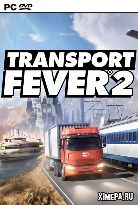 постер игры Transport Fever 2