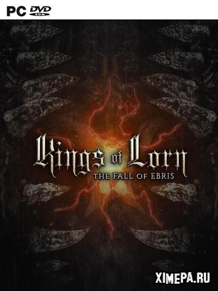постер игры Kings of Lorn: The Fall of Ebris