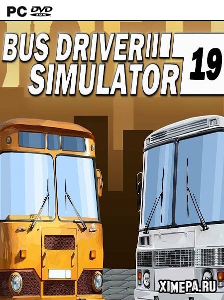постер игры Bus Driver Simulator 2019