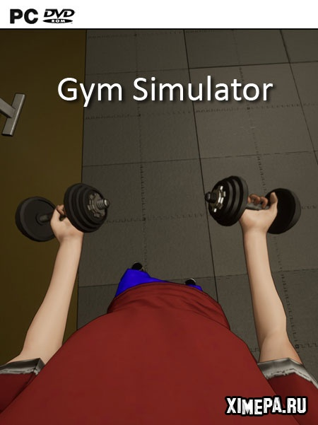 постер игры Gym Simulator