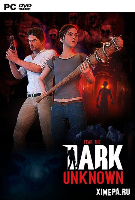 постер игры Fear the Dark Unknown