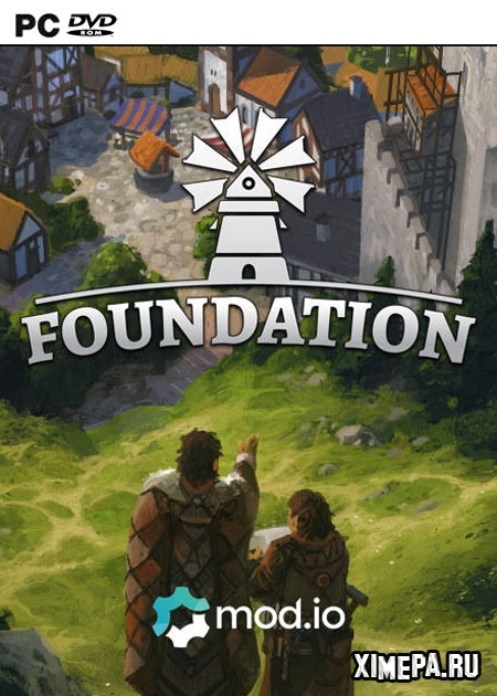 постер игры Foundation
