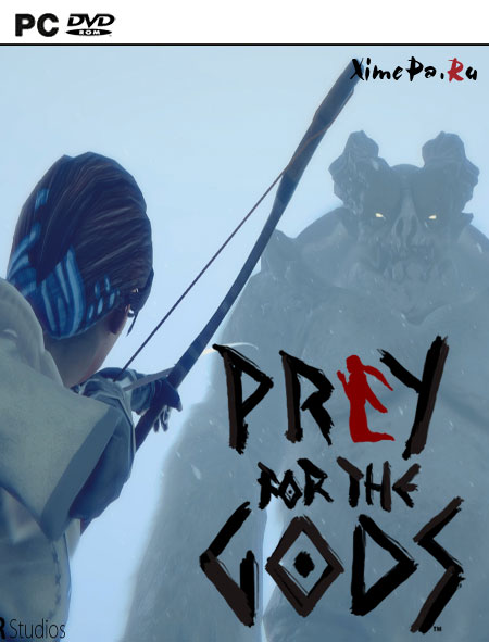 постер игры Praey for the Gods