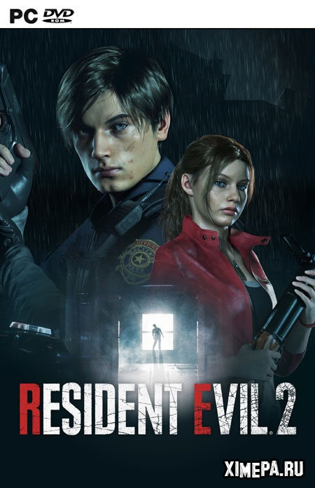 постер игры Resident Evil 2 / Biohazard RE:2