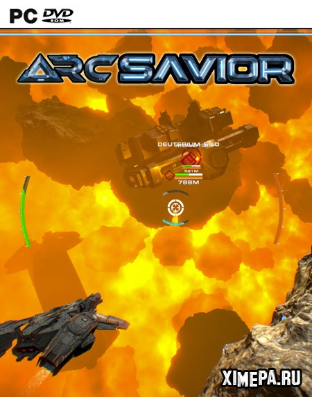 постер игры Arc Savior