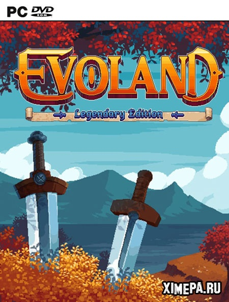 постер игры Evoland Legendary Edition