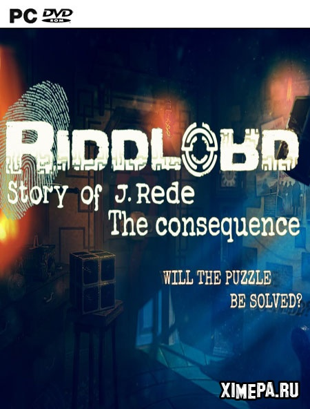 постер игры Riddlord: The Consequence