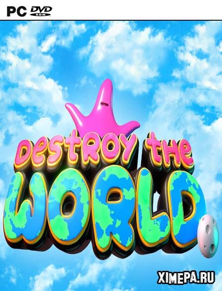 постер игры Destroy The World