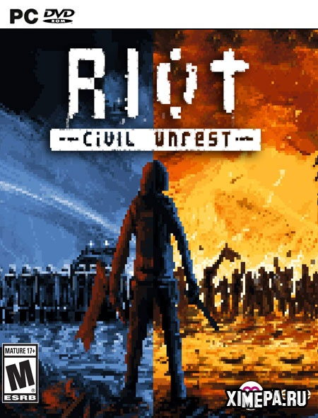 постер игры RIOT: Civil Unrest