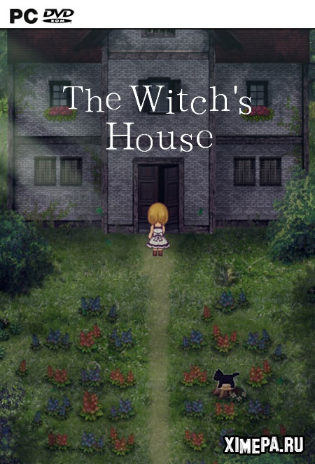 постер игры The Witch's House MV