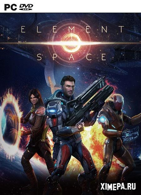 постер игры Element: Space