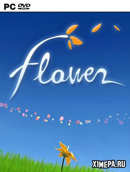 постер игры Flower
