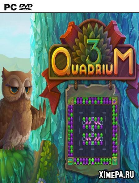 постер игры Квадриум 3 / Quadrium 3