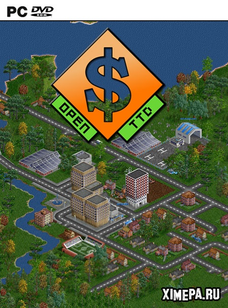 постер игры Open Transport Tycoon Deluxe