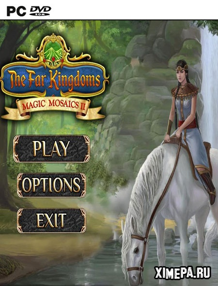 постер игры The Far Kingdoms: Magic Mosaics 2