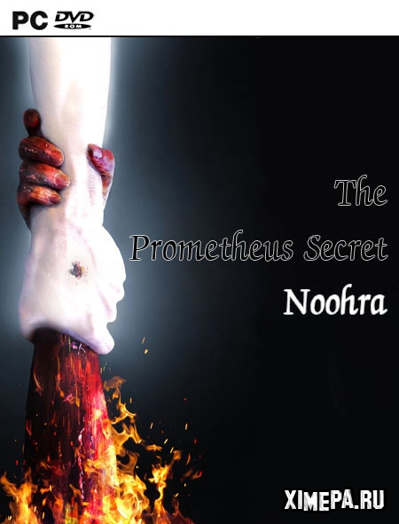 постер игры The Prometheus Secret Noohra