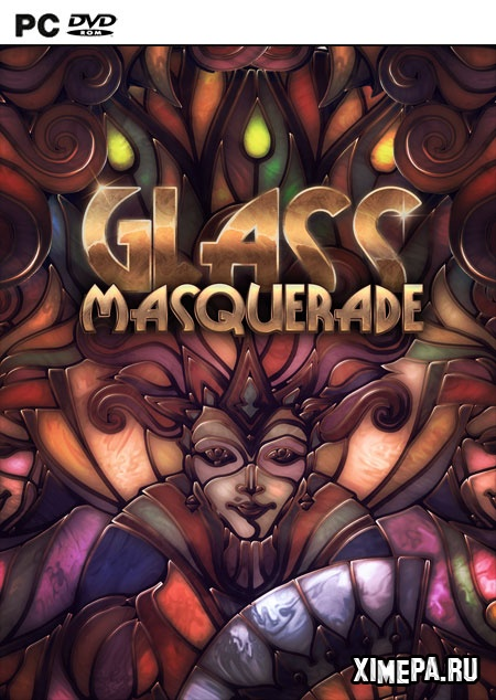 постер игры Glass Masquerade