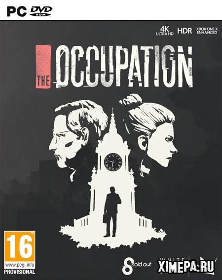постер игры The Occupation
