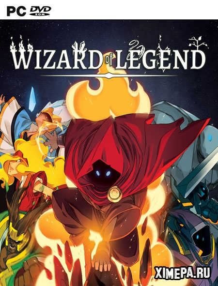 постер игры Wizard of Legend