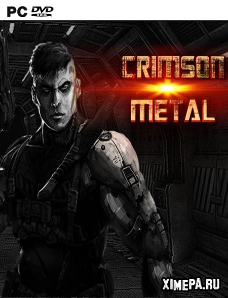 постер игры CRIMSON METAL REDUX