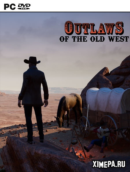 постер игры Outlaws of the Old West