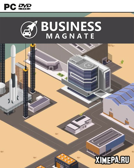 постер игры Business Magnate