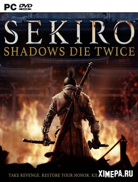 постер игры Sekiro: Shadows Die Twice