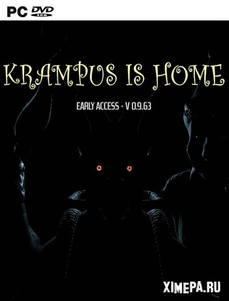 постер игры Krampus is Home