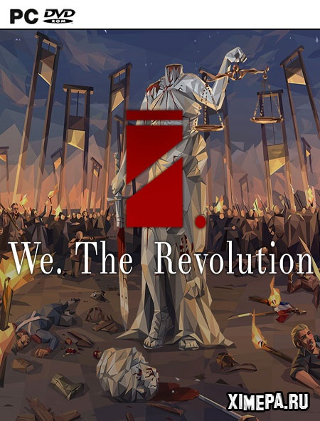 постер игры We. The Revolution