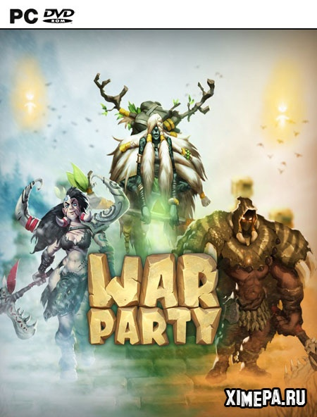 постер игры Warparty