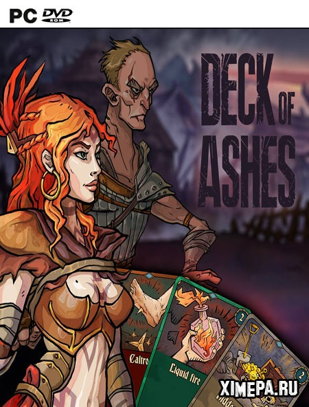 постер игры Deck of Ashes