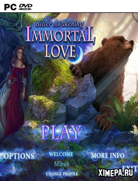 постер игры Immortal Love 6: Bitter Awakening