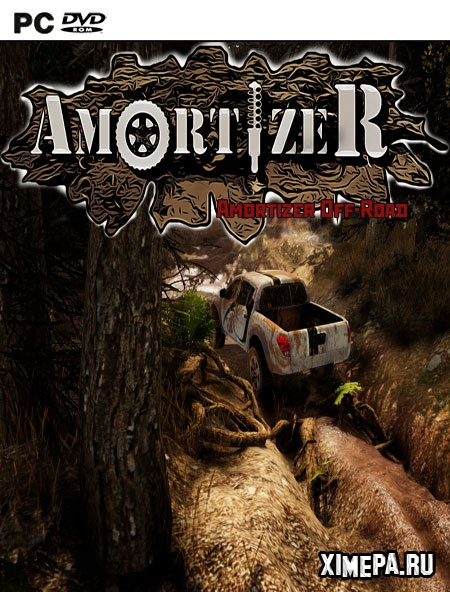 постер игры Amortizer Off-Road