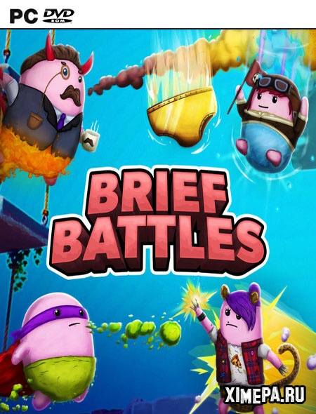 постер игры Brief Battles