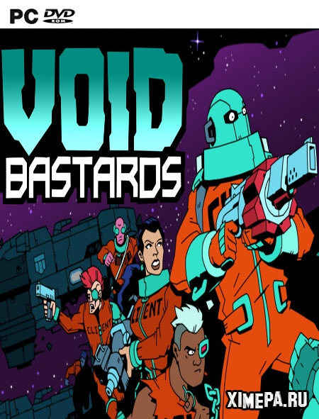 постер игры Void Bastards