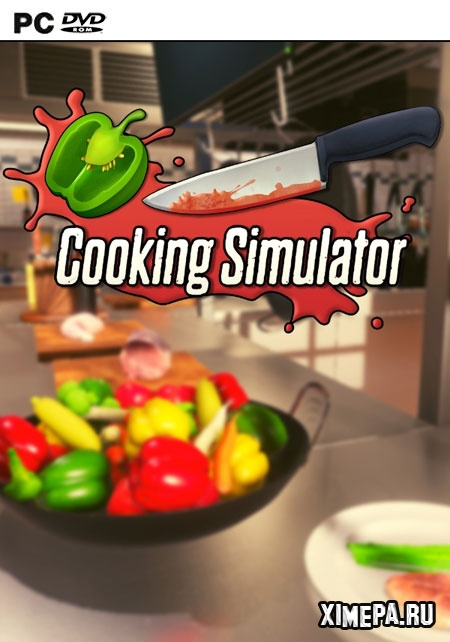 постер игры Cooking Simulator