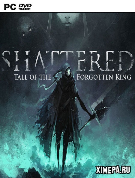 постер игры Shattered - Tale of the Forgotten King