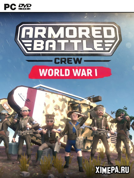постер игры Armored Battle Crew