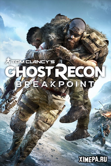 постер игры Ghost Recon: Breakpoint