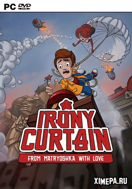 постер игры Irony Curtain: From Matryoshka with Love