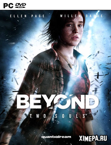 постер игры Beyond: Two Souls