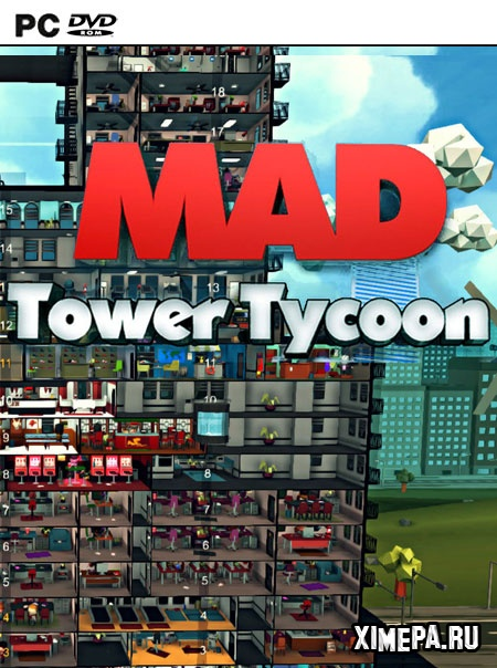 постер игры Mad Tower Tycoon