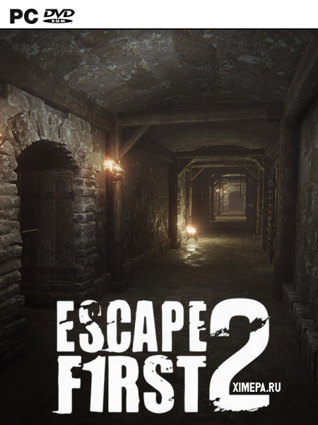 постер игры Escape First 2