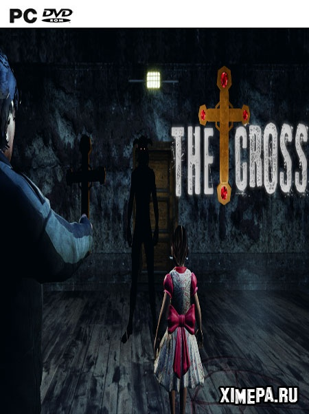 постер игры Cross Horror Game