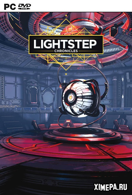 постер игры Lightstep Chronicles