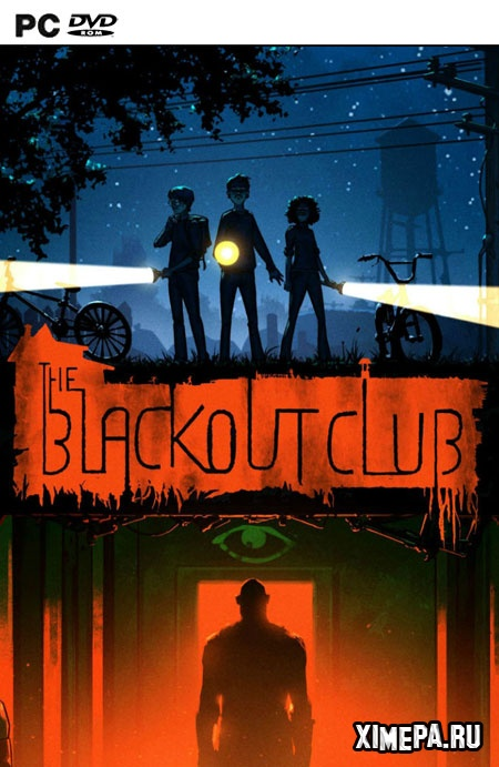 постер игры The Blackout Club