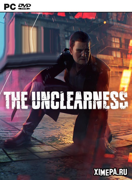 постер игры THE UNCLEARNESS